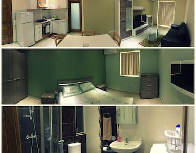 1  Bedroom Apartment - WiFi & AC - Apartment