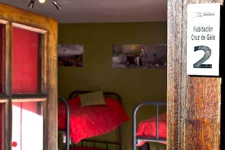 Albergue Bolico: Habitación 2 - Andet