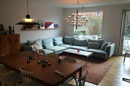 Townhouse 12 min from city - Nacka