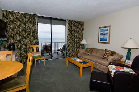 Ocean Forest Villas D 109 - North Myrtle Beach - Condominium