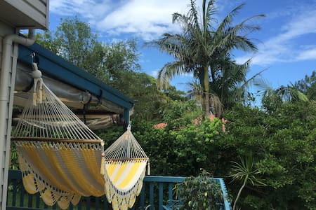 BEACH HOUSE AND FOREST RETREAT - Bulli - Bed & Breakfast