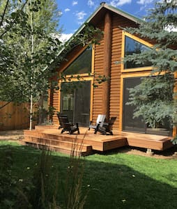 Newly renovated contemporary cabin - Jackson - Hus