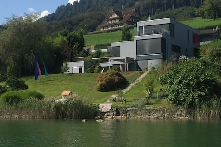 Swiss premium for summer & winter - Villa