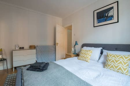 Bright, stylish flat zone 2 London - London - Apartment