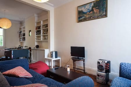 Spacious, clean terrace in the heart of Newtown - Newtown - House