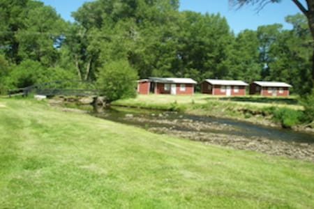 Twin Rivers Cabins and RV Park - Kulübe