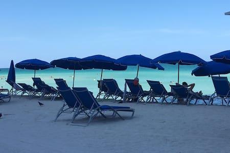 Over the Ocean, Private Beach, 2B+2B+L+K+Parking - Miami Beach - Appartement