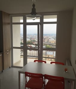 2 bedroom flat with amazing view - Apartment
