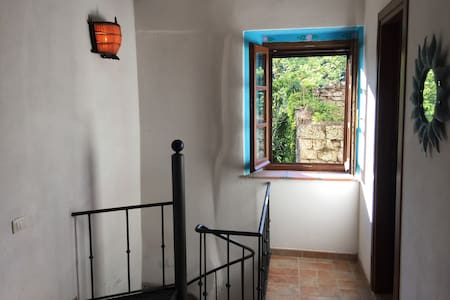 Romantic apartment for two in beautiful Sorano - Sorano - Rivitalo