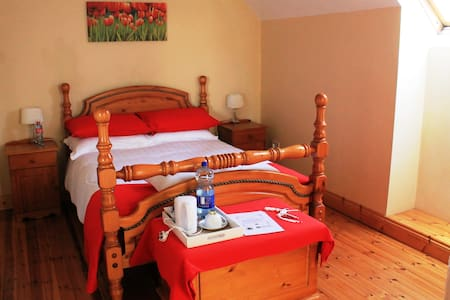 The Cosy Double Room Ensuite - Bed & Breakfast