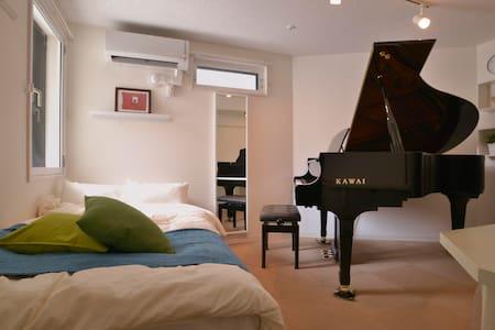 Ikebukuro GX2-Piano 4min #102 - Apartment
