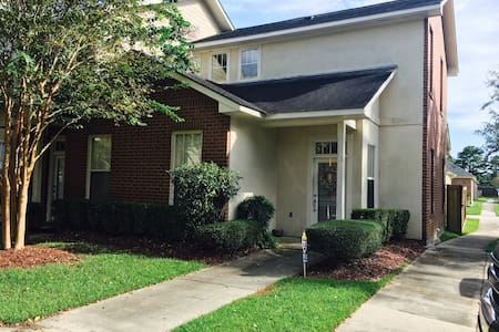 Upstairs Two Bedroom Suite in the heart of BR - Baton Rouge - Casa a schiera