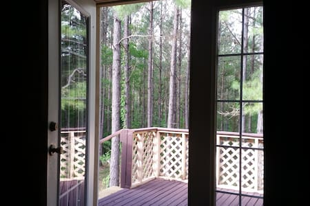Nature Cottage in the Pines - Maison