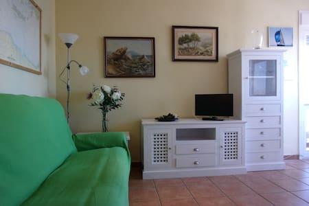 Apartamento con vistas al mar - Dehesa de Campoamor - Apartament