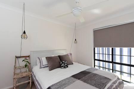 Perfect Beachside Mini-Break - Private Room. - Haus