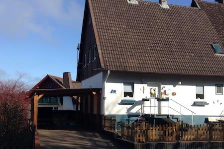Ferienhaus Zimmermann - Schulenberg im Oberharz