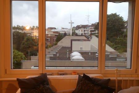 City Center Cozy Apartment - Basilea - Apartamento