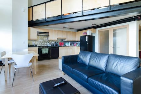Founders Loft in the heart of SOMA