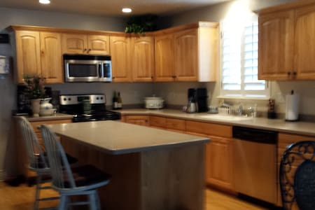 private one person  pluse loft area - Bed & Breakfast