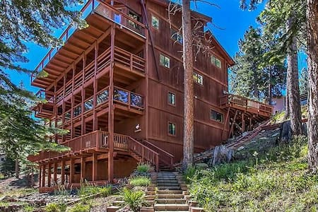 Multi-Family/Corp. Lake Retreat - Zephyr Cove-Round Hill Village