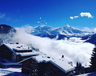 Great location in Verbier w/views!! - Apartment