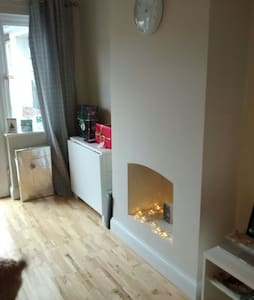 Double Room with Sunny Terrace - Watford - Apartment