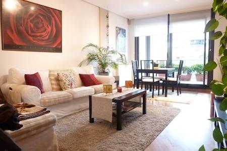 EXCELENTE HOSPEDAJE EN ASTIGARRAGA - Astigarraga - Apartamento
