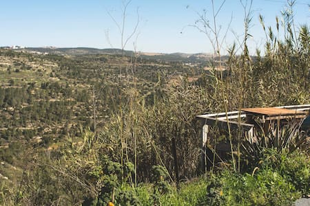 A lovely place in the mountain's of Jerusalem - Giv'at Ye'arim