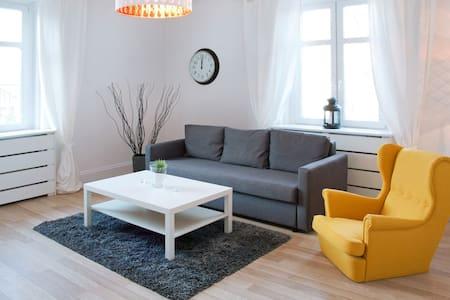 Przestronne mieszkanie dla 4 osób - Byt