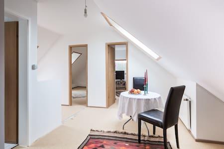 Schöne Wohnung in toller Lage - Apartment