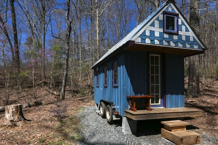 Amazing Tiny House 20min from Asheville - Candler - Casa
