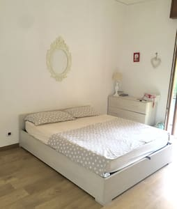 Big comfortable room with Air Condition - Verona - Apartment