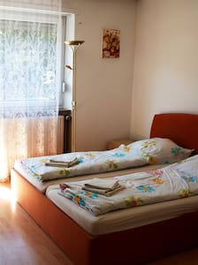 Bright room by the city center - Lejlighed