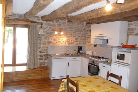 Charming cottage 8/9 persons - Grèzes