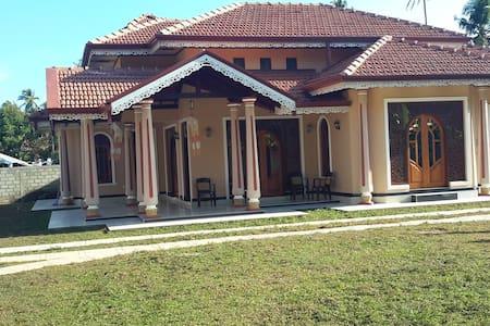 Porutota Garden Resort - Dom