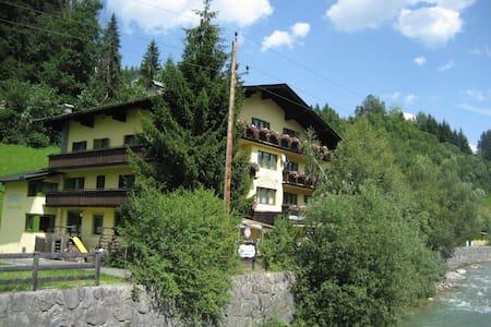 Pension Sonnwend, in Pillerseetal - Fieberbrunn - Penzion (B&B)