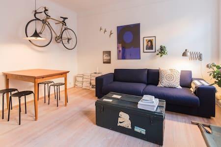 65 cool m2 med perfekt beliggenhed - Aarhus - Apartment