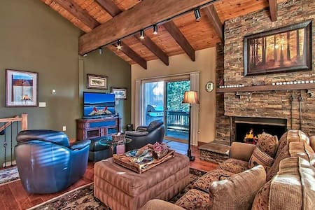 Upscale Tahoe Retreat in Incline - Incline Village - Reihenhaus