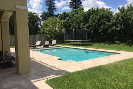 DREAM HOUSE W POOL NEAR SAWGRASS MALL - Casa