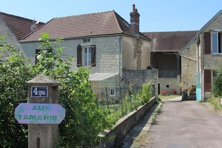 Chambre en ferme bourguignonne - 2 - Lézinnes - Gjestehus