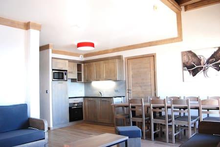 Appartement 8-10p, 106m², aux pieds des pistes - Apartamento