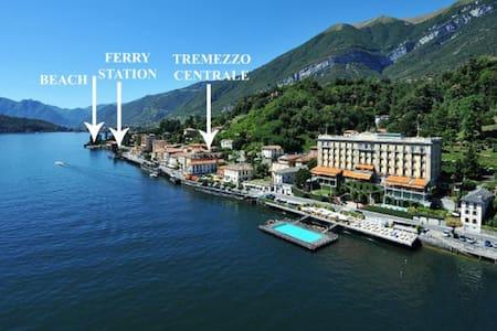 Tremezzo Centrale - Vista Lago di Como - Tremezzina