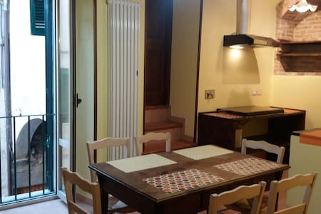 Bellissimo appartamento in centro storico - Perusa - Apartamento