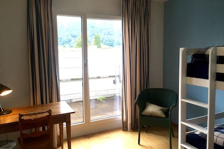 Lovely, bright and quiet room (#1) - Adliswil - Townhouse