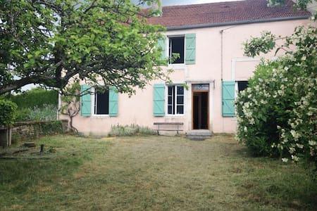 Escale champêtre - Saint-Broingt-le-Bois - Haus