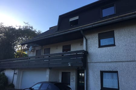 House Birkenfeld close to Trier Frankfurt Hahn 2bd - Huis