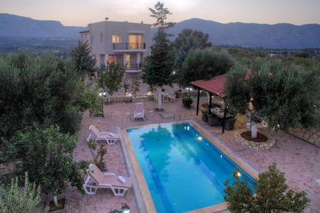 Marakis Villa Edem Garden Crete - Villa