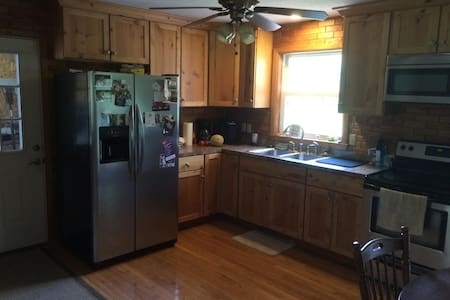 Newer Home, Hard Wood Floors, Clean and Tidy - House