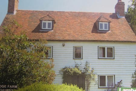 Overbridge Farm (SPECIAL OFFER PRICE) - Kent - Casa