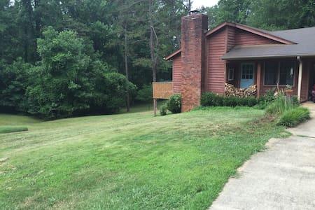 Foothills Retreat - Casa